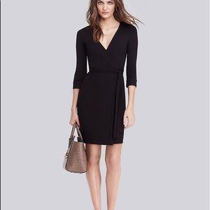 Diane von Furstenberg New Julian 2 Mini Wrap Dress